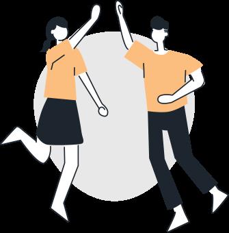 partners vector
