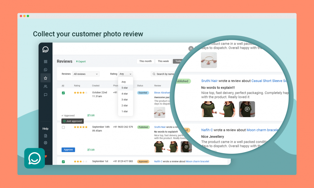 user generated content reviews