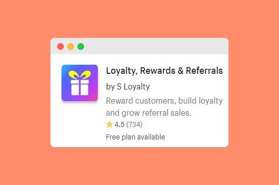 Loyalty program apps